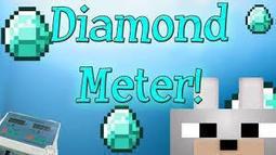 Diamond Meter Mod 1.7.2/1.6.4/1.6.2   blahhh   Scoop.it