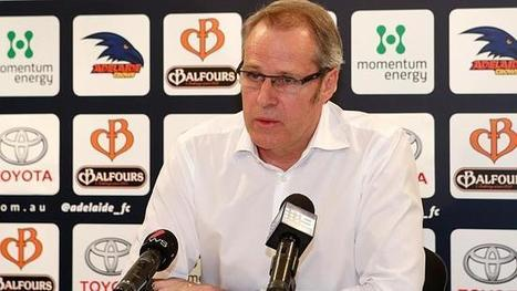 Adelaide Crows set a target of 60,000 members in 2014 | Adelaide Scenes | Scoop.it