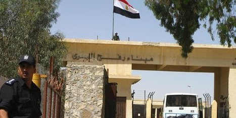 Egypt to allow foreigners with visas to enter from Gaza Strip   Égypt-actus   Scoop.it