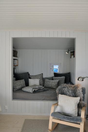 Une cabane rénovée où rêver toute l'année ! | Nordikdeco, northern decor & lifestyle | décoration & déco | Scoop.it