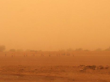 'A CITY LOST IN THE DESERT': A visit to the Sahara's uranium capital   Revue de presse de Novancia Business School Paris   Scoop.it