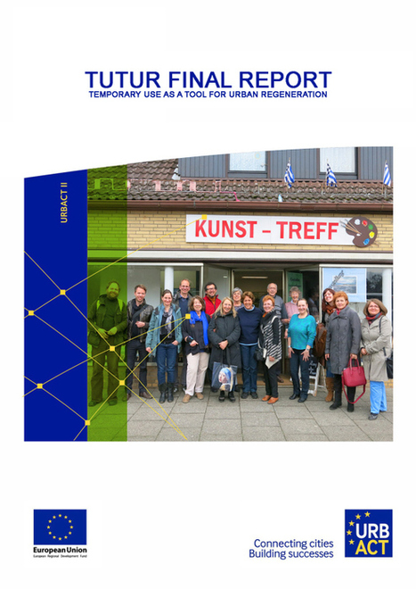 TUTUR Final Report! | Adaptive Cities | Scoop.it