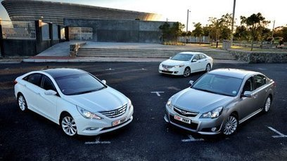 Hyundai Dehko: New Accord OR New Sonata | Hyundai Scoops | Scoop.it