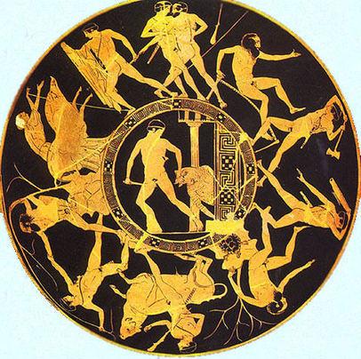 Mythologie grecque: Thésée | RESSOURCES EN LATIN | Scoop.it