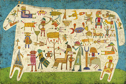 Victor Brauner: Prelude to a Civilization, 1954 (1999.363.13) | Heilbrunn Timeline of Art History | The Metropolitan Museum of Art | Contemporary Art hh | Scoop.it