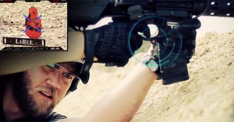 Shoot Around Corners with Google Glass | Low Power Heads Up Display | Scoop.it