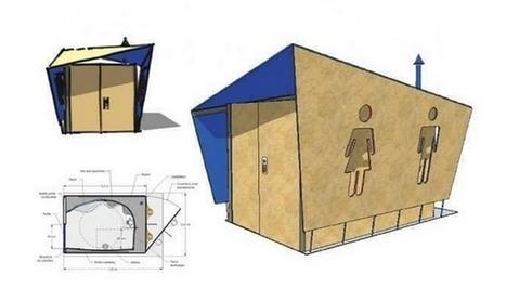 Ecosec : les toilettes-sèches deviennent urbaines | Nouveaux paradigmes | Scoop.it