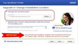 QuickBooks 2011-10 Tips for a Successful Installation/Upgrade | QuickBooks for Contractors blog | QuickBooks - Best Software for Small Business Accounting | Scoop.it