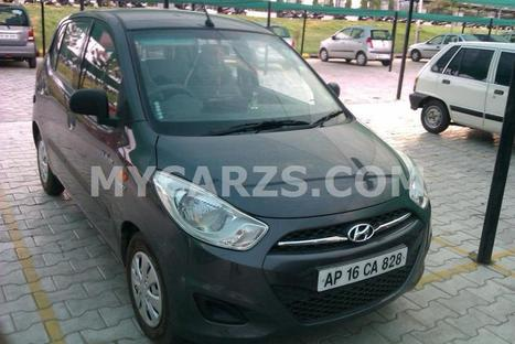 HYUNDAI i10 | Buy or sell used cars in online | Scoop.it