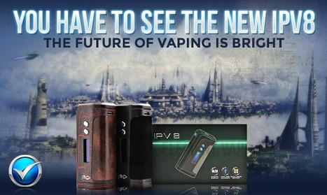 IPV8 Vape Mod Review Fine Tuned 230 Watt TC Device   E Cig - Electronic Cigarette News   Scoop.it