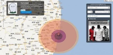 Would I Survive a Nuke? Descubre si sobrevivirías a una explosión nuclear. | MLKtoSCL | Scoop.it