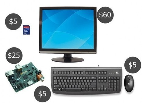 Raspberry Pi makes the sub-$100 PC a reality | Raspberry Pi | Scoop.it