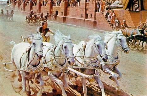 ¿Una de romanos? No: La de romanos | LVDVS CHIRONIS 3.0 | Scoop.it
