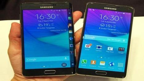 Samsung Delays Australian Release Of Galaxy Note 4 And Note Edge - Prime Inspiration | Techlover | Scoop.it