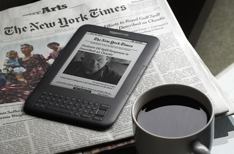 Formato de ebook, el gran éxito de Amazon | Libro electrónico | Scoop.it