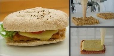 Imprimir comida; 3D Printed Food | El Extracto Creativo | 3d Printed Food | Scoop.it