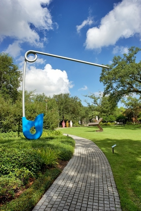 Free things to do in New Orleans, Sculpture Garden at NOMA | Travel | Scoop.it