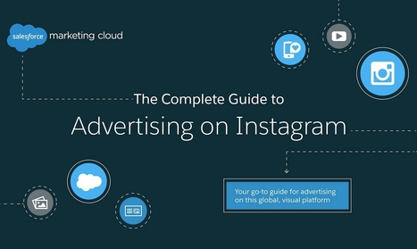 The Complete guide to Advertising on Instagram [Infographic] | Daily Infographic | Technology In Edu | Scoop.it