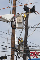Utility linemen face long hours, danger | PennLive.com | Utility News | Scoop.it