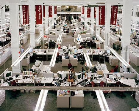 The Vanishing American Newsroom | Visual Journalism | Scoop.it