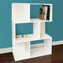 Bookcase from Eco friendly recycled materials - Way Basics | Home Organization | Scoop.it