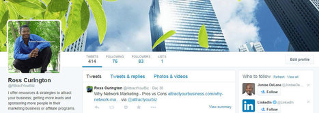 How to use Twitter for Business | Attract Your Business | Scoop.it