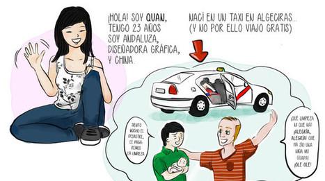 Los cómics de una china andaluza (o una andaluza china) | ELE  para sinohablantes | Scoop.it
