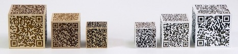 How to use QR cubes to impress your students and parents | Improving Vocabulary with Technology | Scoop.it