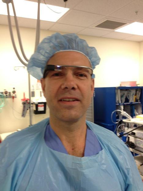 Las aplicaciones IT de salud de Google Glass | Life as a Healthcare CIO | eSalud Social Media | Scoop.it