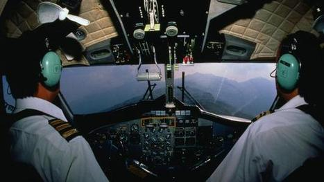 How human error can cause a plane crash | OHS-Cockpit Crew | Scoop.it