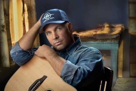 Garth Brooks Announces Partnership With Sony Music Nashville; World Tour Details To Come | Country Music Today | Scoop.it