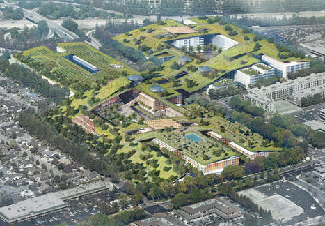 The Largest Green Roof In The World Will Sit On Top Of This Dying California Mall | This Gives Me Hope | Scoop.it
