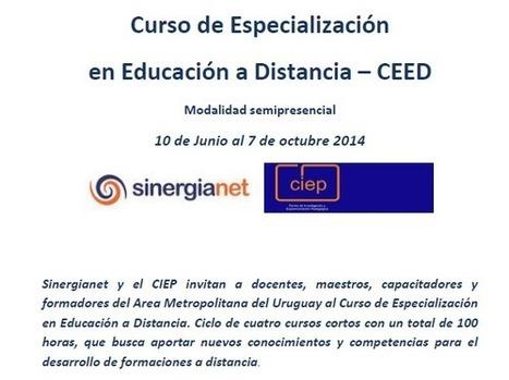 Curso de Especialización en Educación a Distancia – CEED | educación virtual | Scoop.it