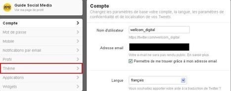 Comment activer le nouveau design Twitter ? | Guide Social Media | MonCM | Scoop.it