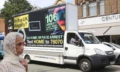 Campagne choc du ministère de l'intérieur anglais | Com, pub, etc... | Scoop.it
