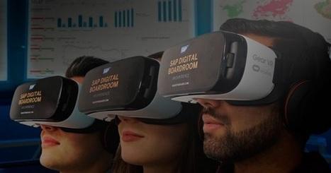 #TICs: Realidad virtual y realidad aumentada, un universo de posibilidades | REALIDAD AUMENTADA Y ENSEÑANZA 3.0 - AUGMENTED REALITY AND TEACHING 3.0 | Scoop.it