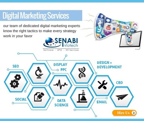 How To Make Digital Marketing Consultant UK Search Process Easy | SENABI Infotech Limited | Scoop.it