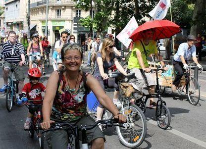 Fête du vélo: Les cyclistes envahissent Marseille | wiki2d - Contribuons au développement durable en région Provence-Alpes-Côte d'Azur (PACA) | Balades, randonnées, activités de pleine nature | Scoop.it