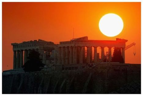 Were the ancient Greeks and Romans colour blind? -- Secret History ... | Ancient history | Scoop.it