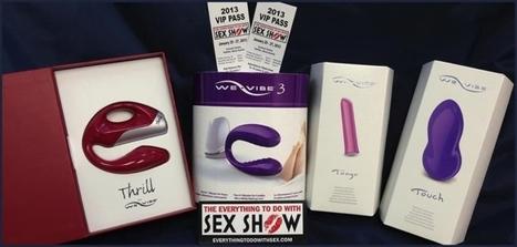 CES 2013 : quand la technologie vient pimenter nos vies sexuelles | digitalcuration | Scoop.it