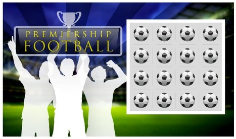Football Quiz | 4 in a Row | QuizFortune | Quiz Related Biz - Social Quizzing and Gaming | Scoop.it