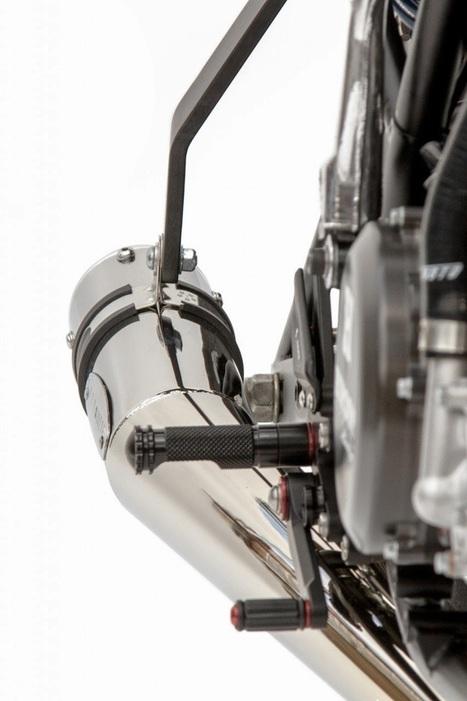 Honda CRF450X Cafe Racer | Cafe Racer | Scoop.it