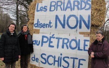 Seine-et-Marne : les anti-pétrole de schiste fustigent Maud Fontenoy - Le Parisien | Vivre en Seine et Marne | Scoop.it
