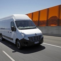 Renault Master High Roof Arrives In Australia - The Motor Report | Gross Vehicle Mass Upgrades | Scoop.it