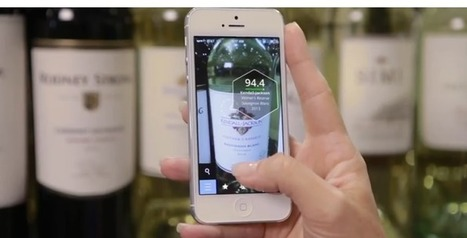 Next Glass, l'appli pour te dire si tu vas aimer ou non un vin | Les dernières innovations digitales | Scoop.it