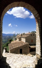 Smerillo and the Albergo Diffuso in Le Marche | Le Marche another Italy | Scoop.it