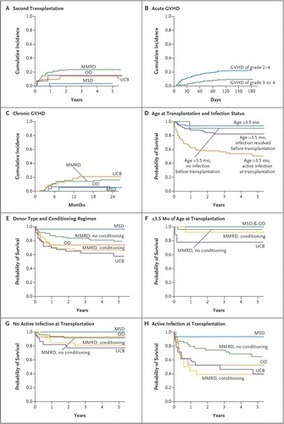 Transplantation Outcomes for Severe Combined Immunodeficiency, 2000–2009 — NEJM | Immunopathology & Immunotherapy | Scoop.it
