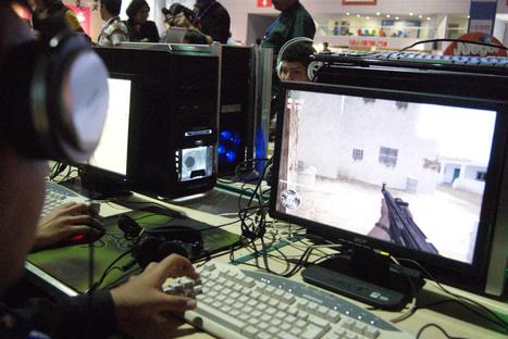 Signora mia, è tutta colpa dei videogiochi... Ma anche no. | digital learning | Scoop.it