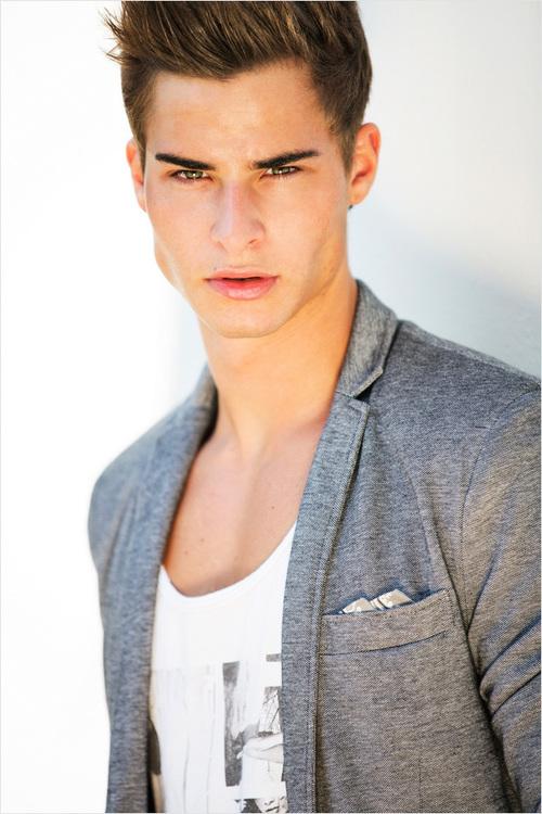 Kevin Rettinger by Mirko Fuhrherr for Male Model Scene