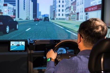 Ford ouvre un lab sur les objets connectés #driverlesscar #IoT #IdO | Connected Car | Scoop.it